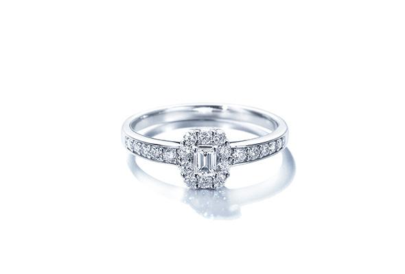 engagement ring エンゲージリング tsutsumi