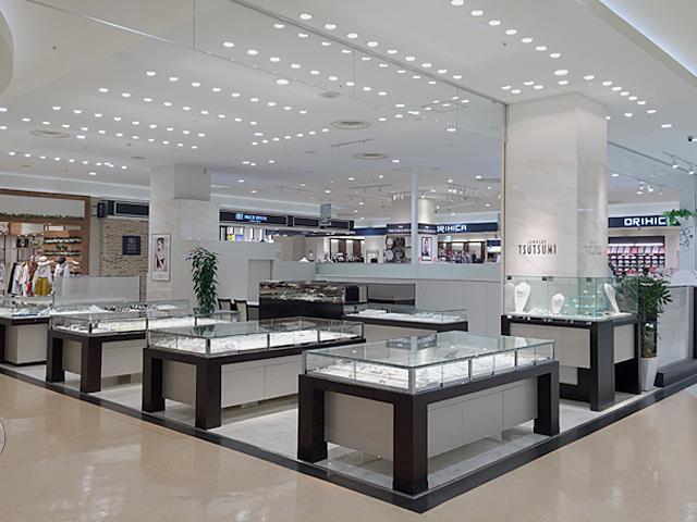 イオンモール大和店 | TSUTSUMI